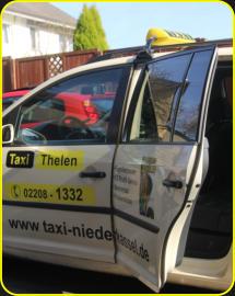 Taxi Niederkassel